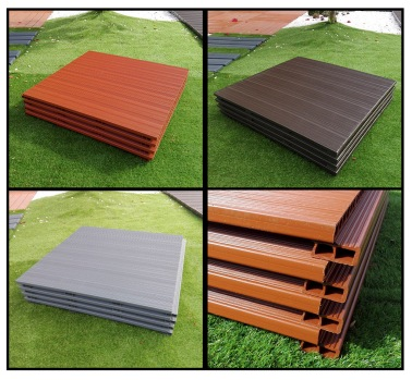 Baldosas para suelos de exterior de 1 m2