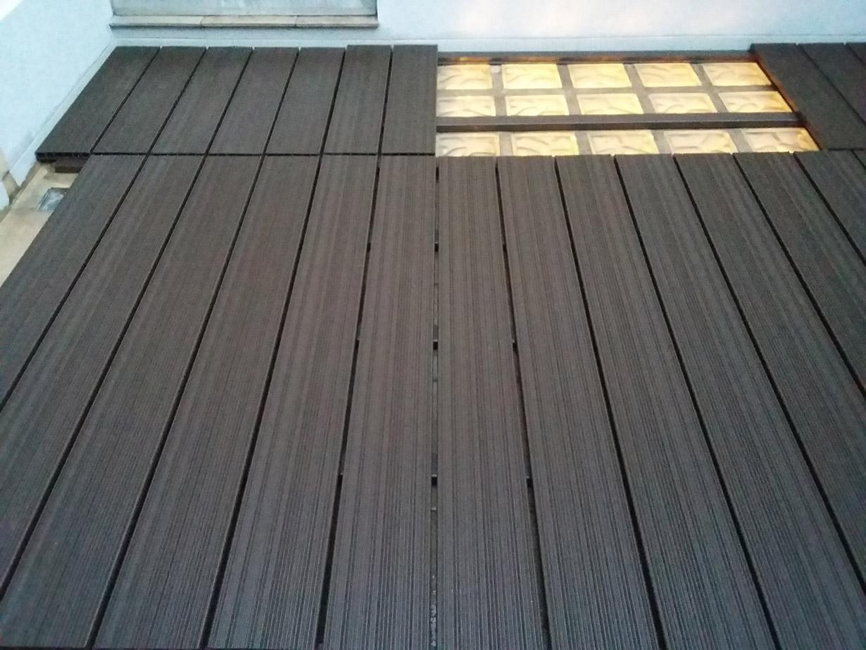Suelos De Composite Para Terrazas Suelos De Plástico Para Uso Interior Y Exterior