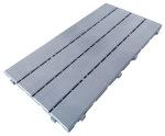 Loseta imitacion tablas de madera color gris