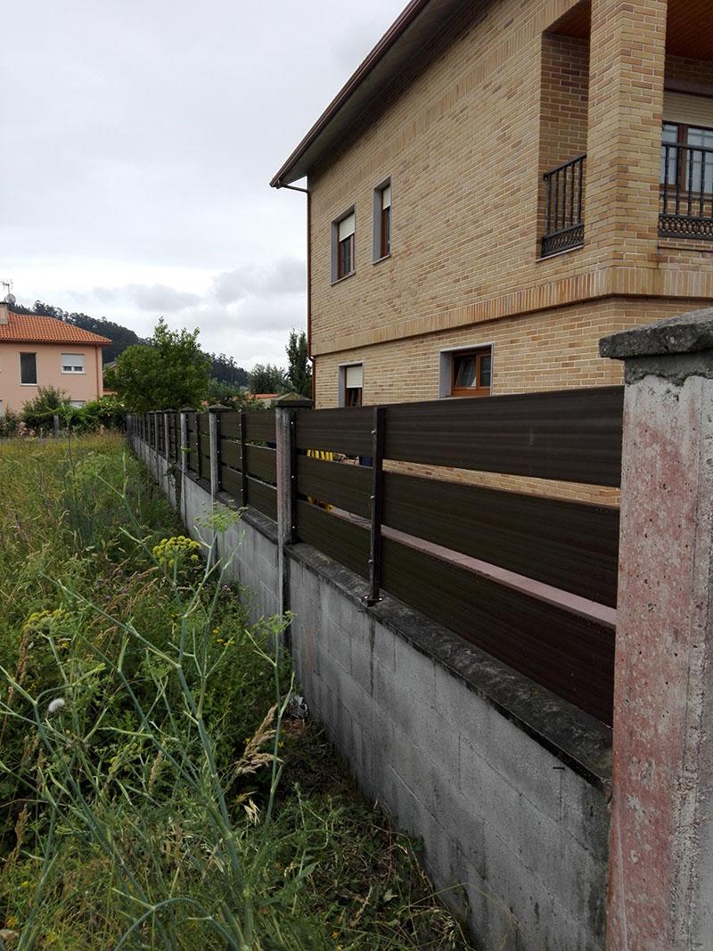 Vallas pvc para jardin best puerta para valla de pvc with - Puertas de valla ...